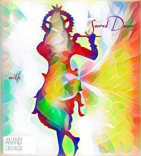 Sacred Dance With Anandi Sun Dancer