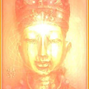 "The Golden Bhodana ""बोधन"""
