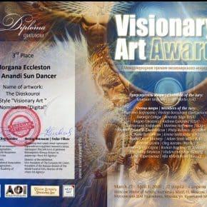 Visionary Art Award - Moscow 2018